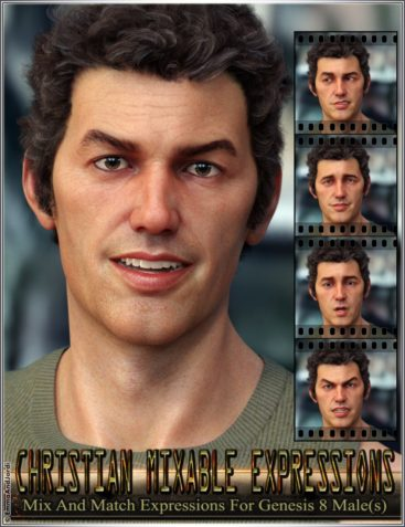 Christian Mixable Expressions for Genesis 8 Male(s)