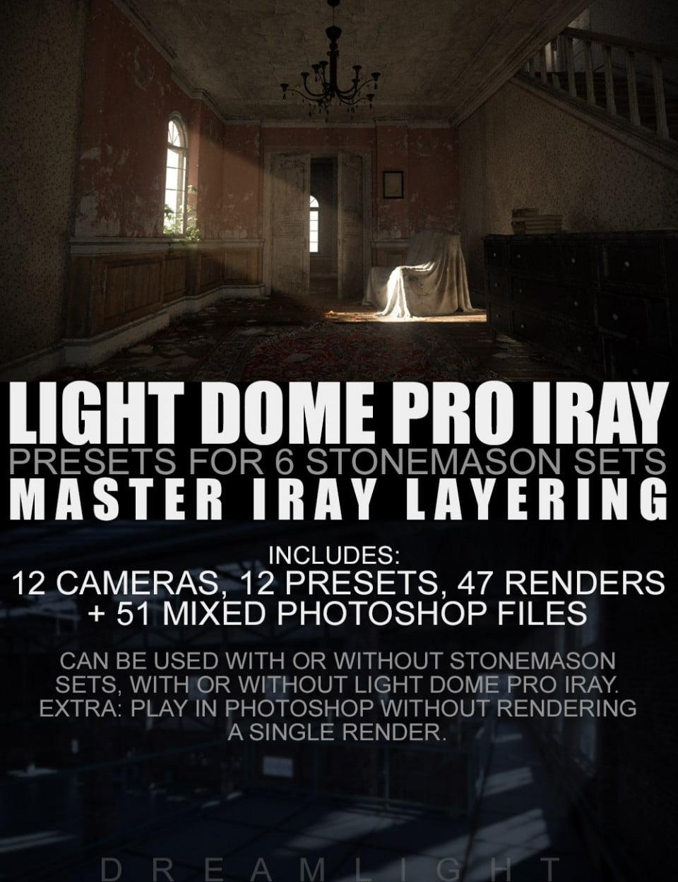 Render Studio Iray ⋆ 3d-stuff Community