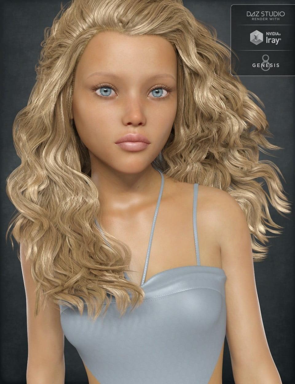 Sandy for Teen Josie 8