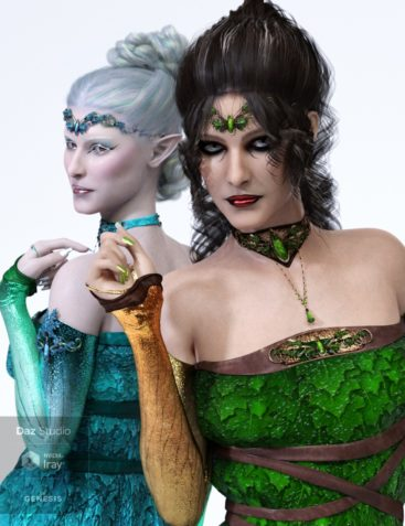 Sylph for Genesis 8 Female(s)