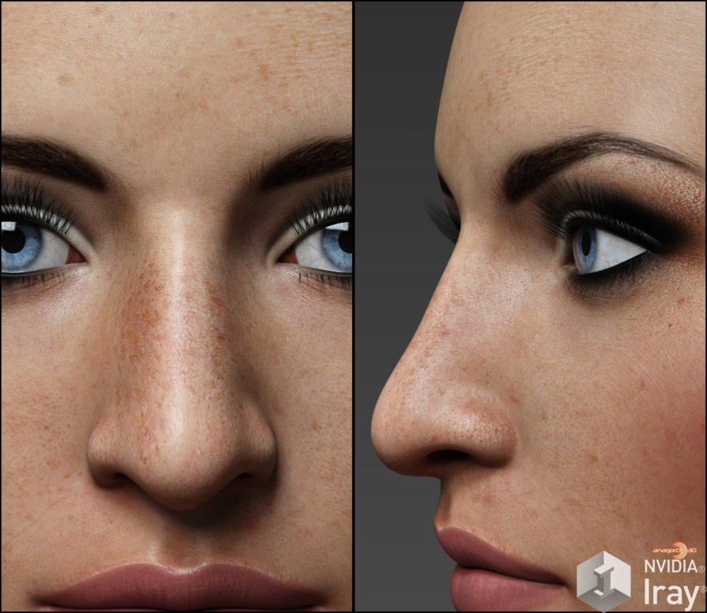 Nose Morphs for G3F Vol 1