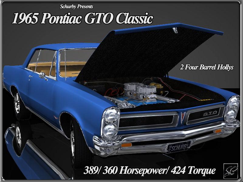 65 GTO Classic