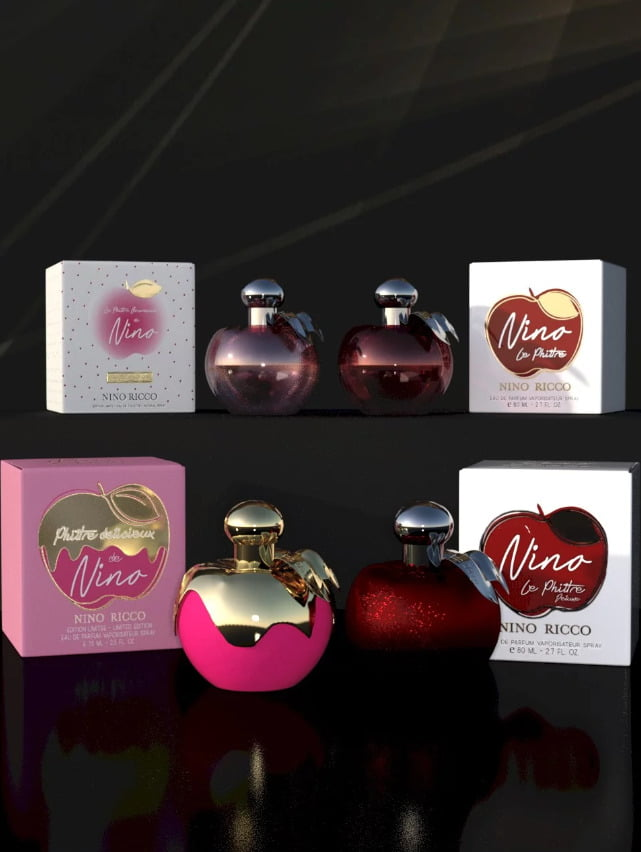 Modern Perfume Collection