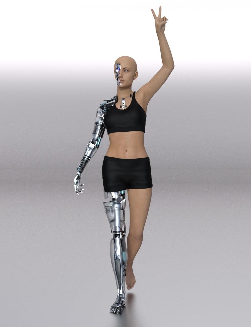 Cyborg Generation 8 Female
