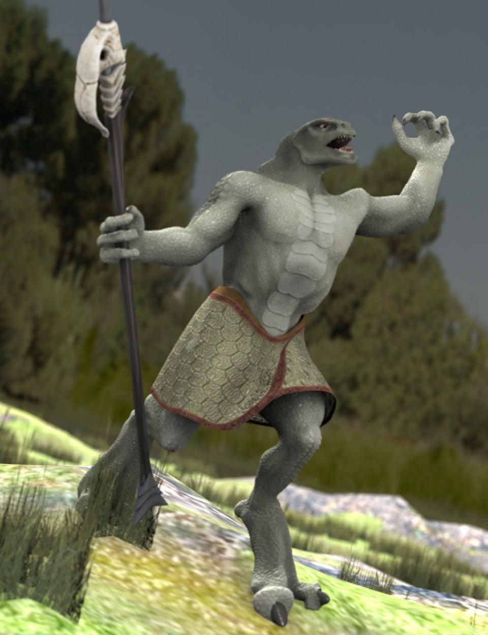 Reptillian for Genesis