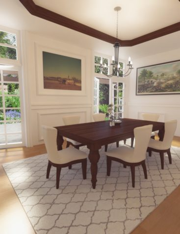 Louisiana Dining Room