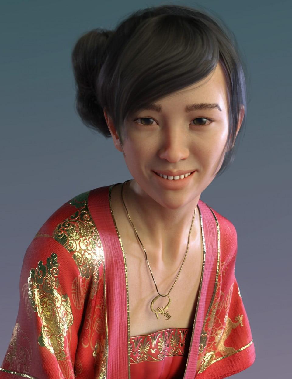 QX Eu-meh for Mei Lin 8