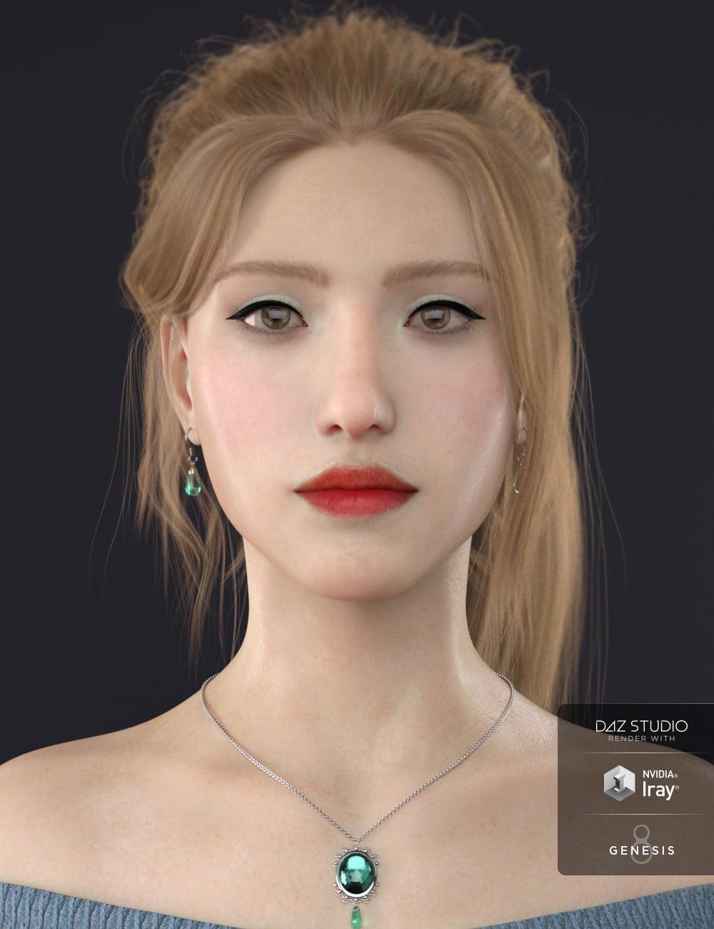 Olivia for Genesis 8 Female