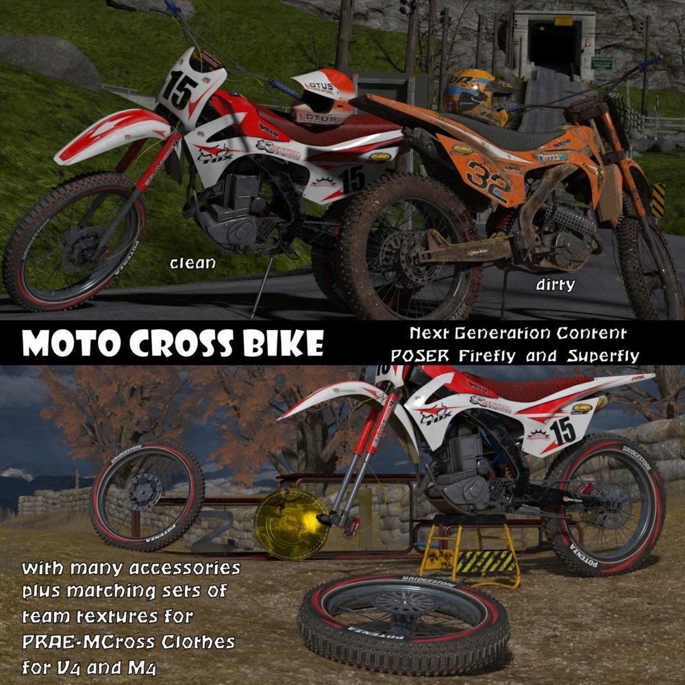 Moto Cross Bike