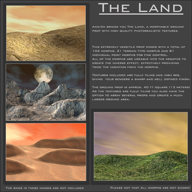 Andi3d The Land