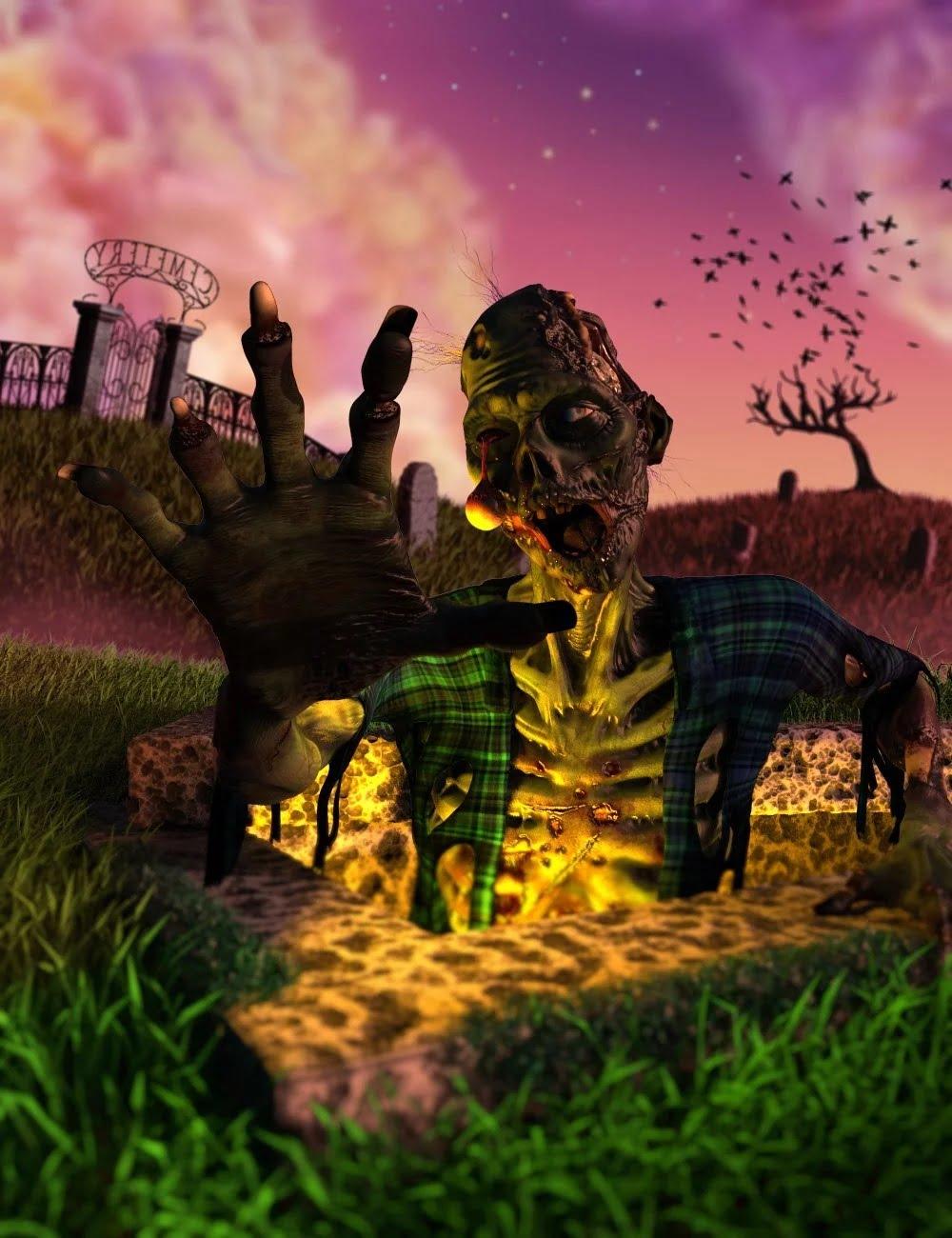 Brain Eater HD for Genesis 8 Male