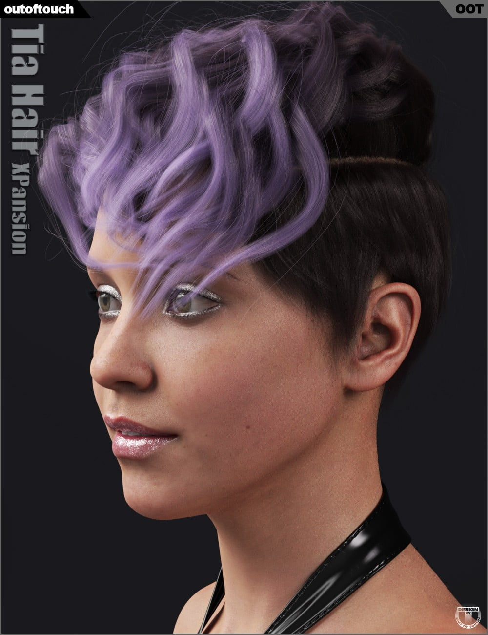 OOT Hairblending 2.0 Texture XPansion for Tia Hair
