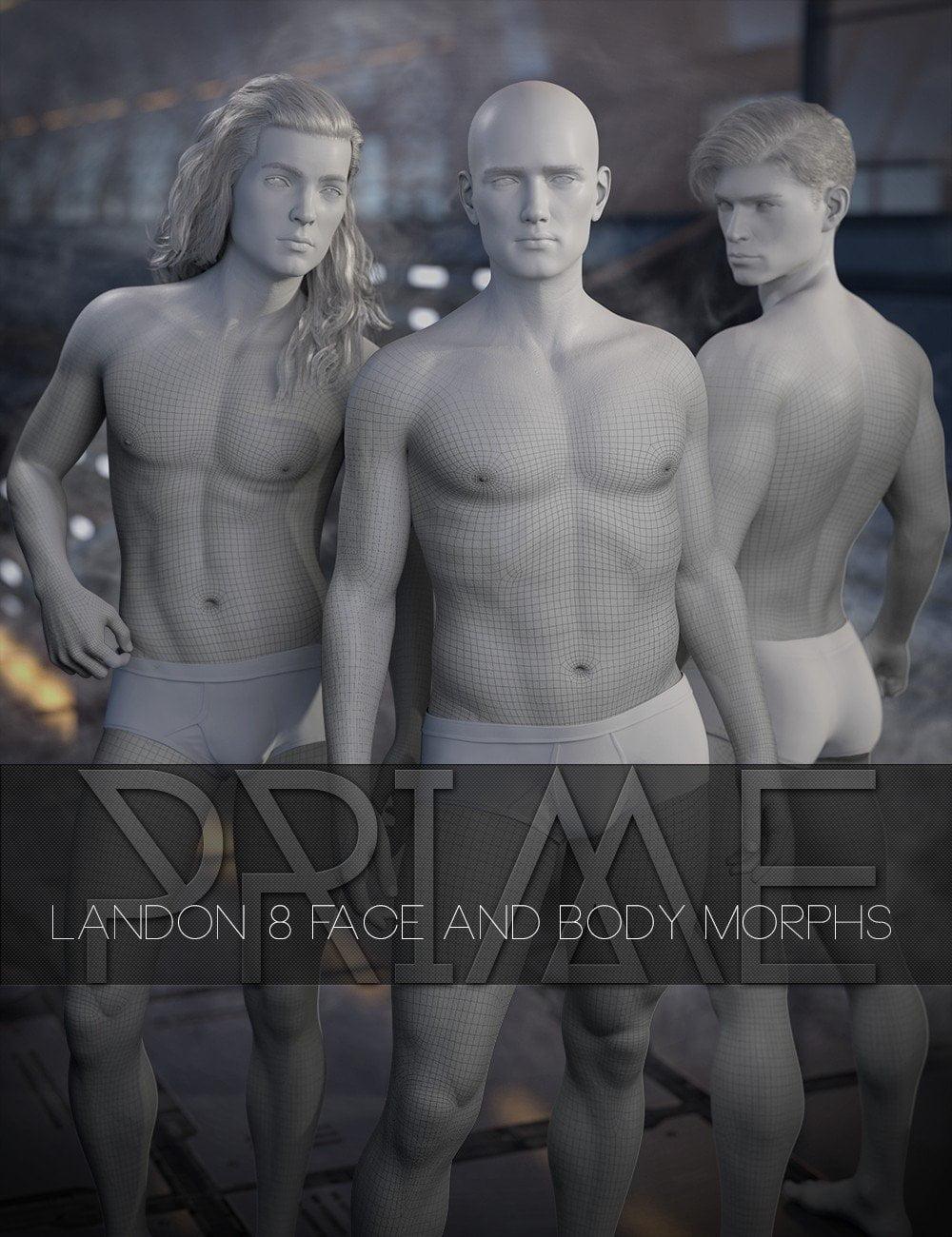 Prime Landon 8 Morphs
