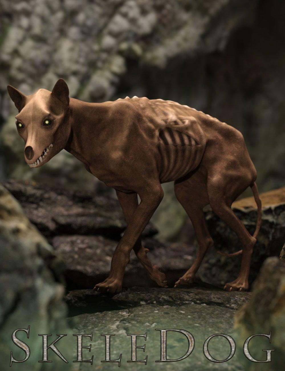 SkeleDog for the HiveWire Big Dog