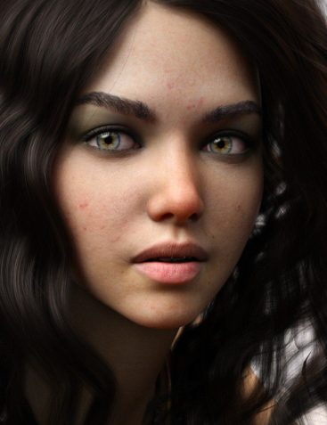 Dominika HD And Bodice Angelic For Genesis 8 Female