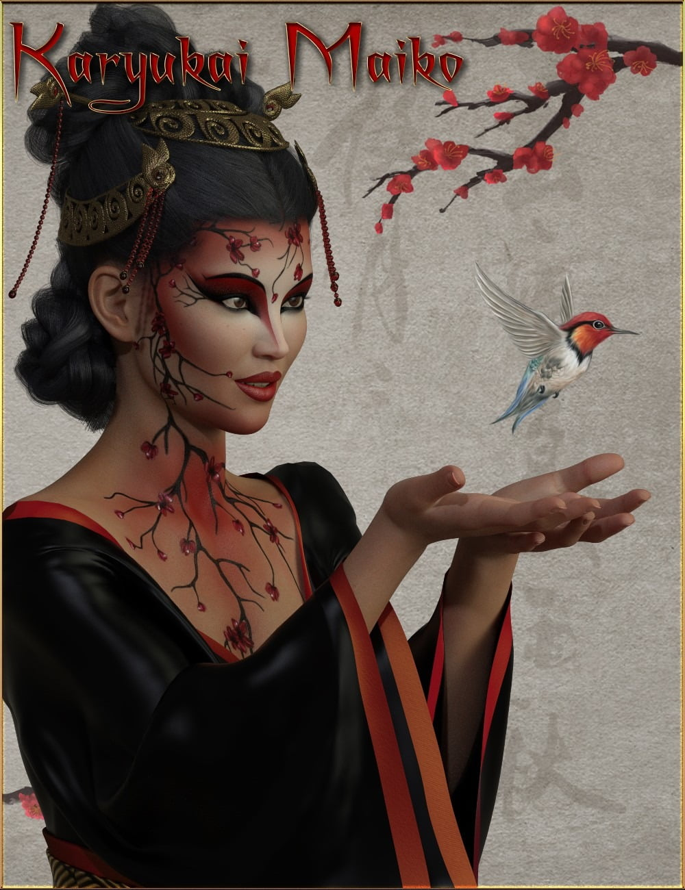 Karyukai Maiko for Genesis 8 Female(s)