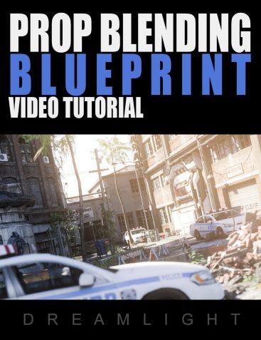 Prop Blending Blueprint - Video Tutorial