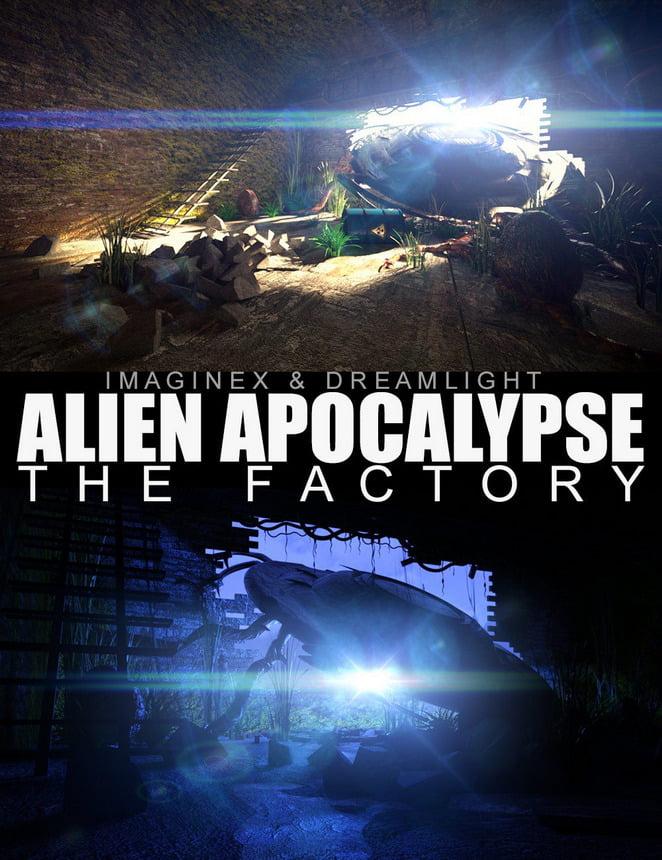 Alien Apocalypse - The Factory