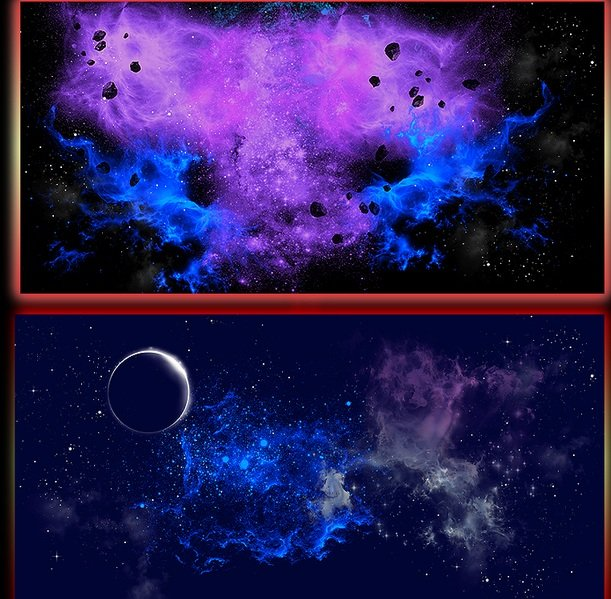 Essences -- Space