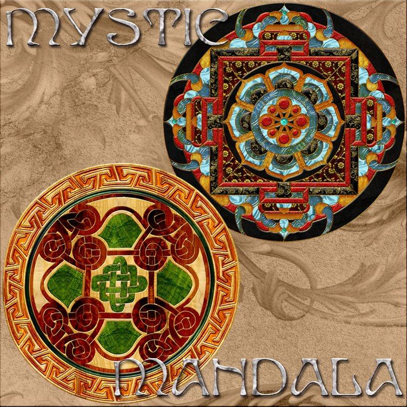 Harvest Moons Mystic Mandala