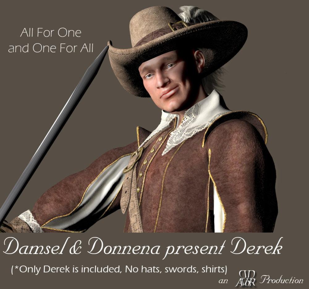 Derek for Michael 4