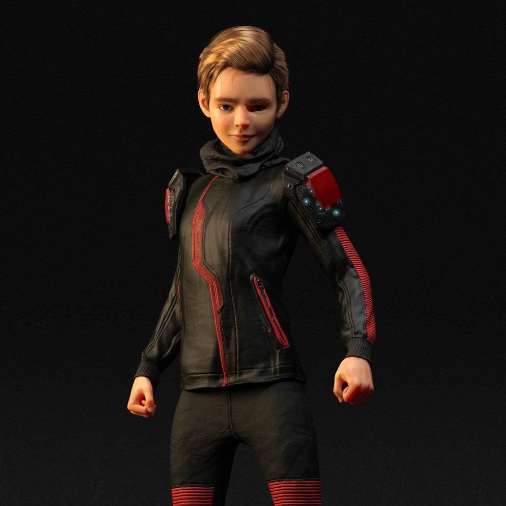 Almar Outfit for Genesis 8 Male dforce Daz Studio