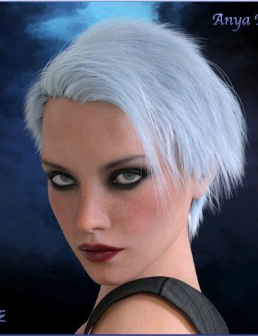 Prae-Anya Hair G3/G8 Daz