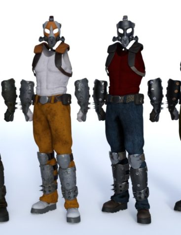 Hellfire Outfit Textures