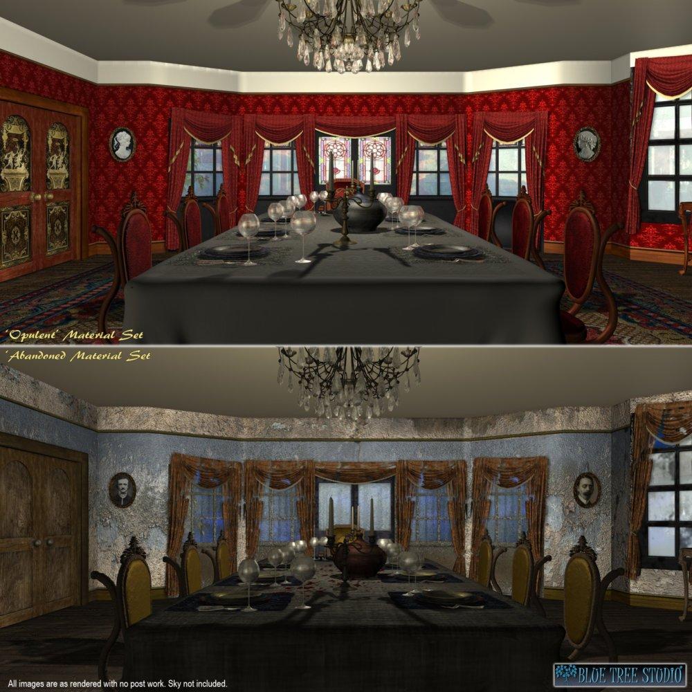 Modular Mansion 6: The Dining Room