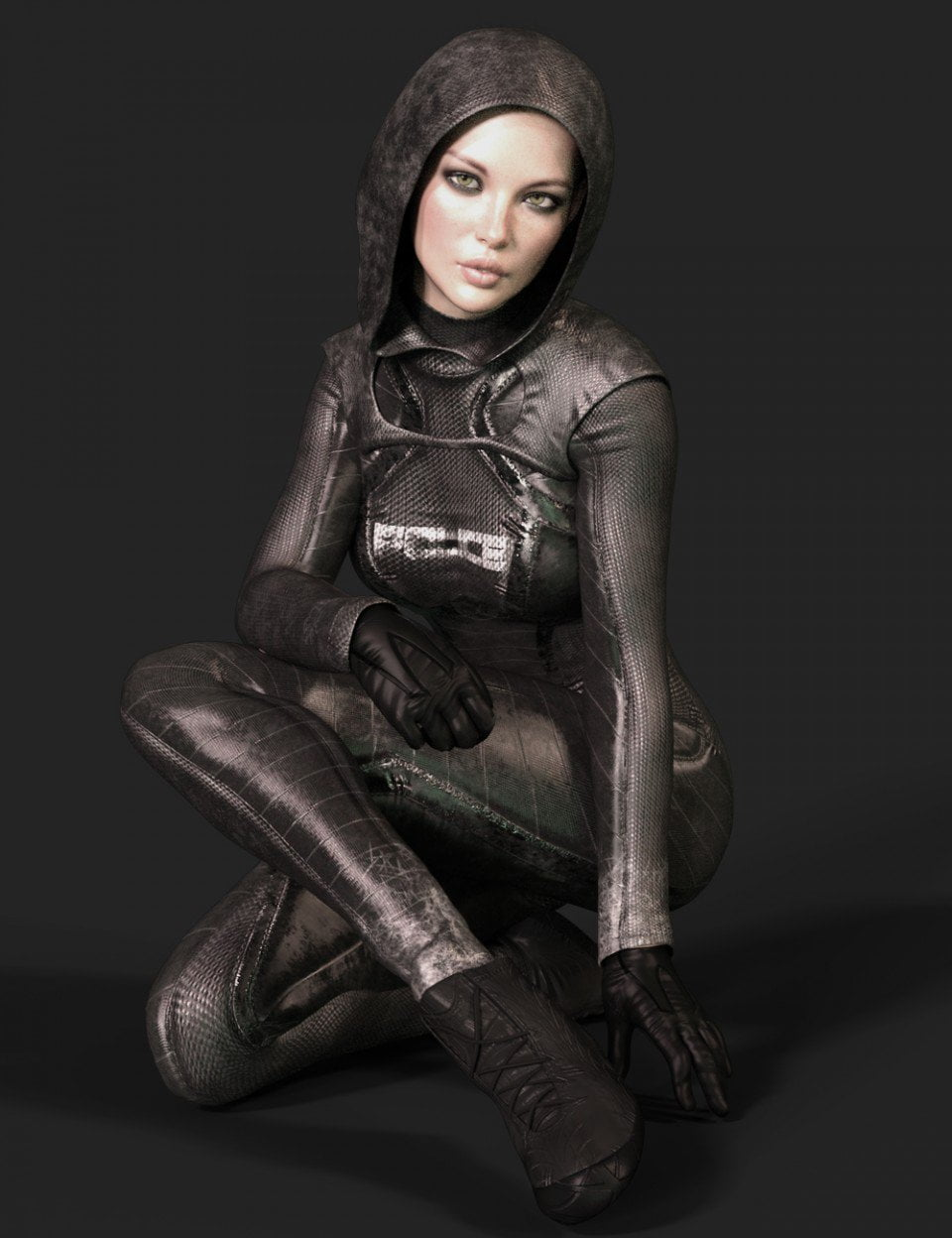 X-Fashion dForce Police Outfit