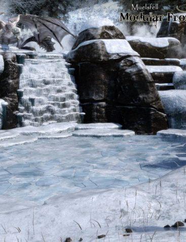 Muelsfell Modular Frozen Cascade