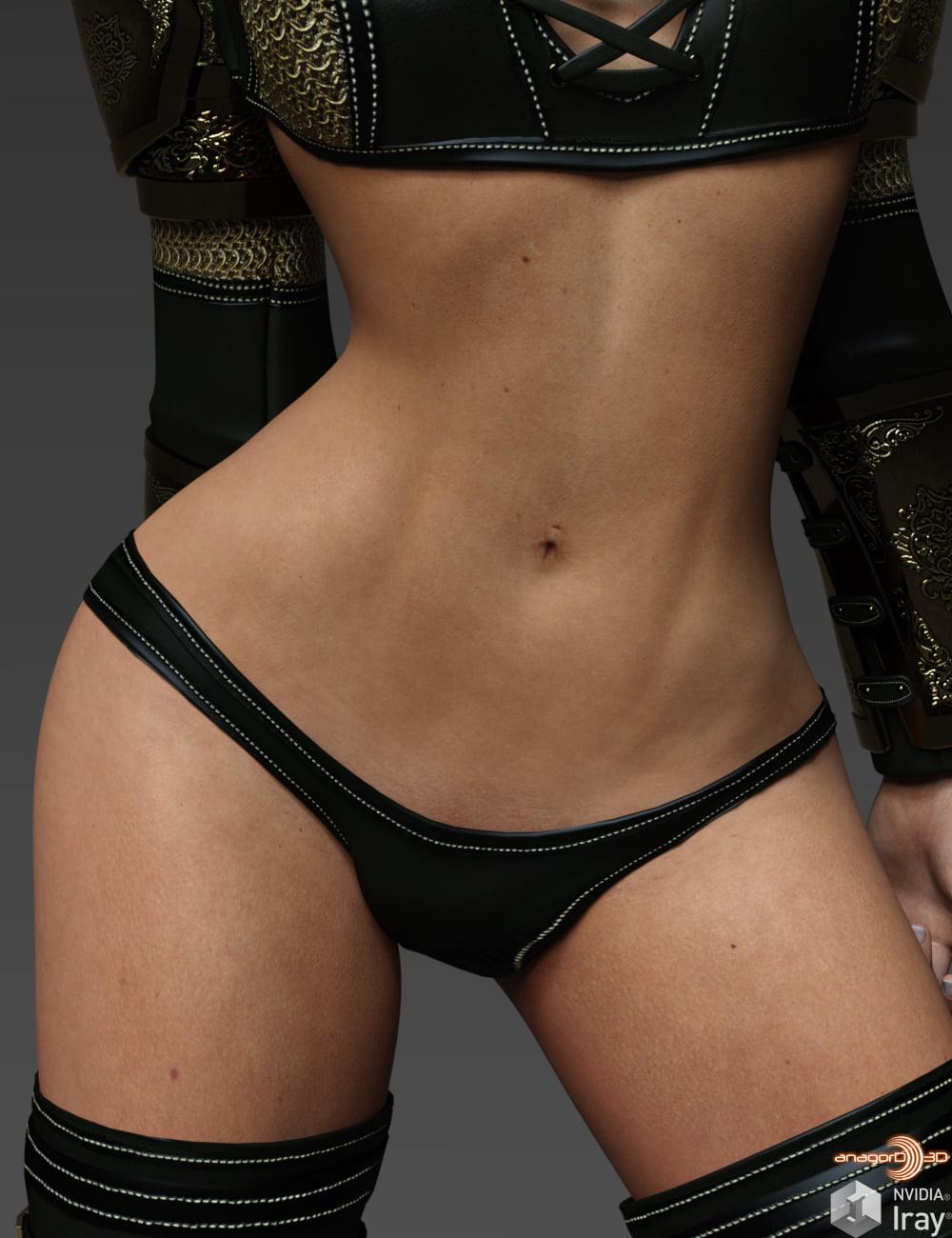 Hips,Waist&Stomach Morphs for G8F Vol 1