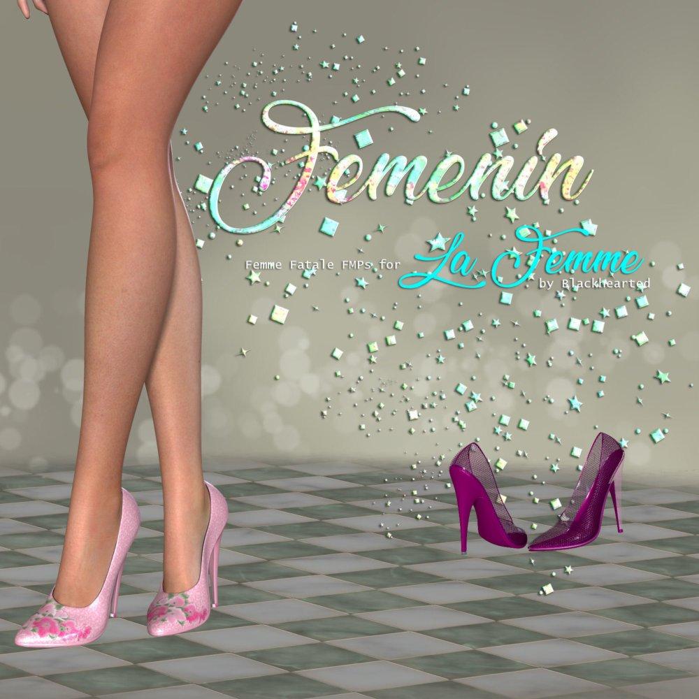 DA-Femenin for Femme Fatale FMPs by Blackhearted