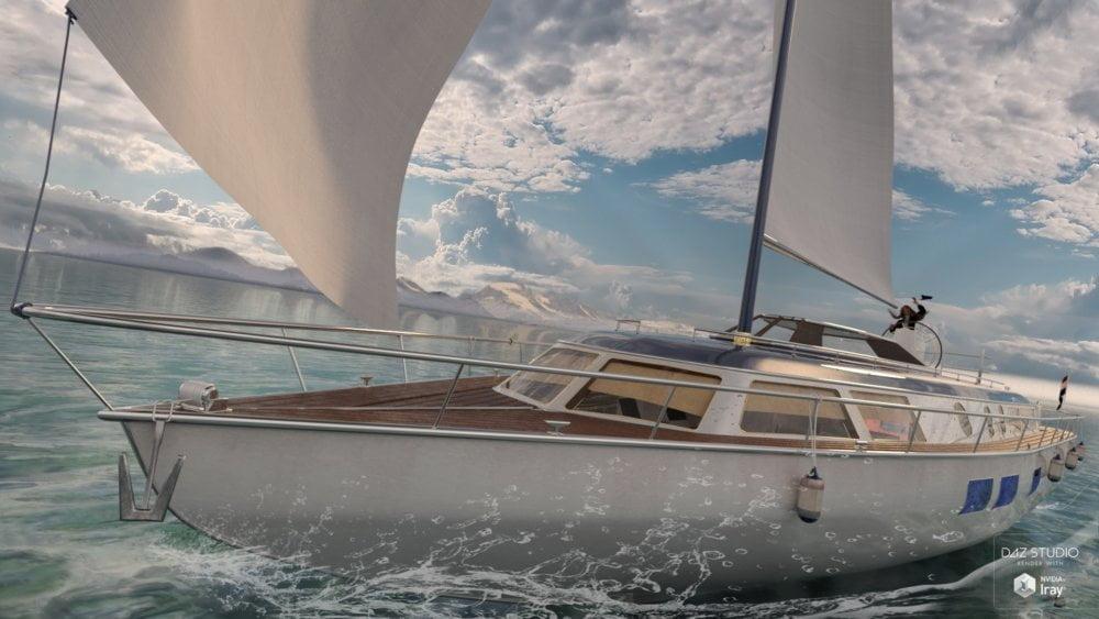 PW Sail Boat