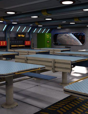 Fleet Ops: Mess Hall