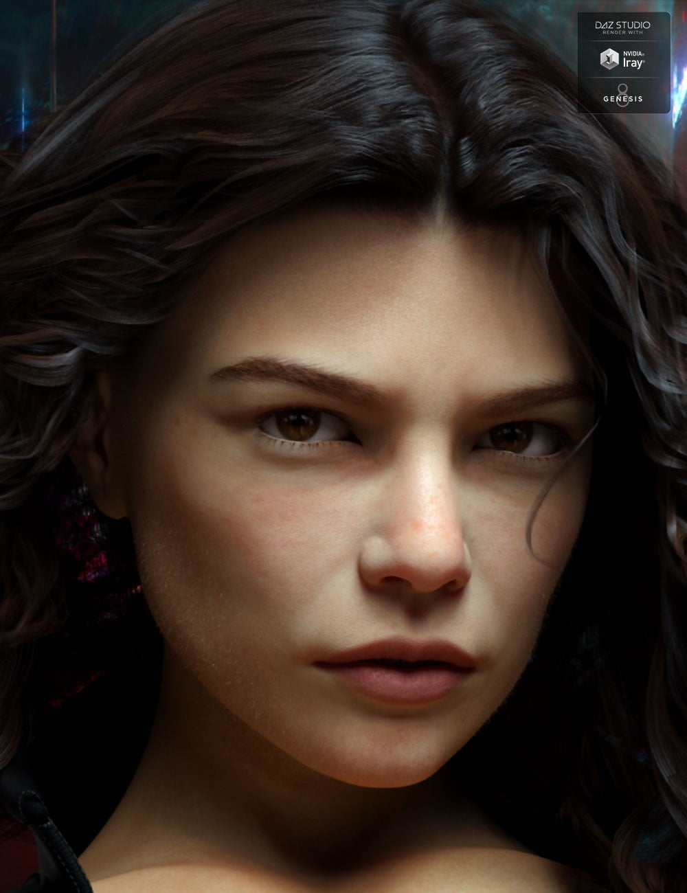 Rhogue HD for Genesis 8 Female ⋆ 3d-stuff Community