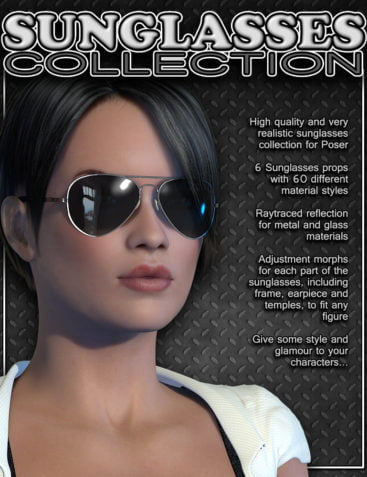 Exnem Sunglasses Collection