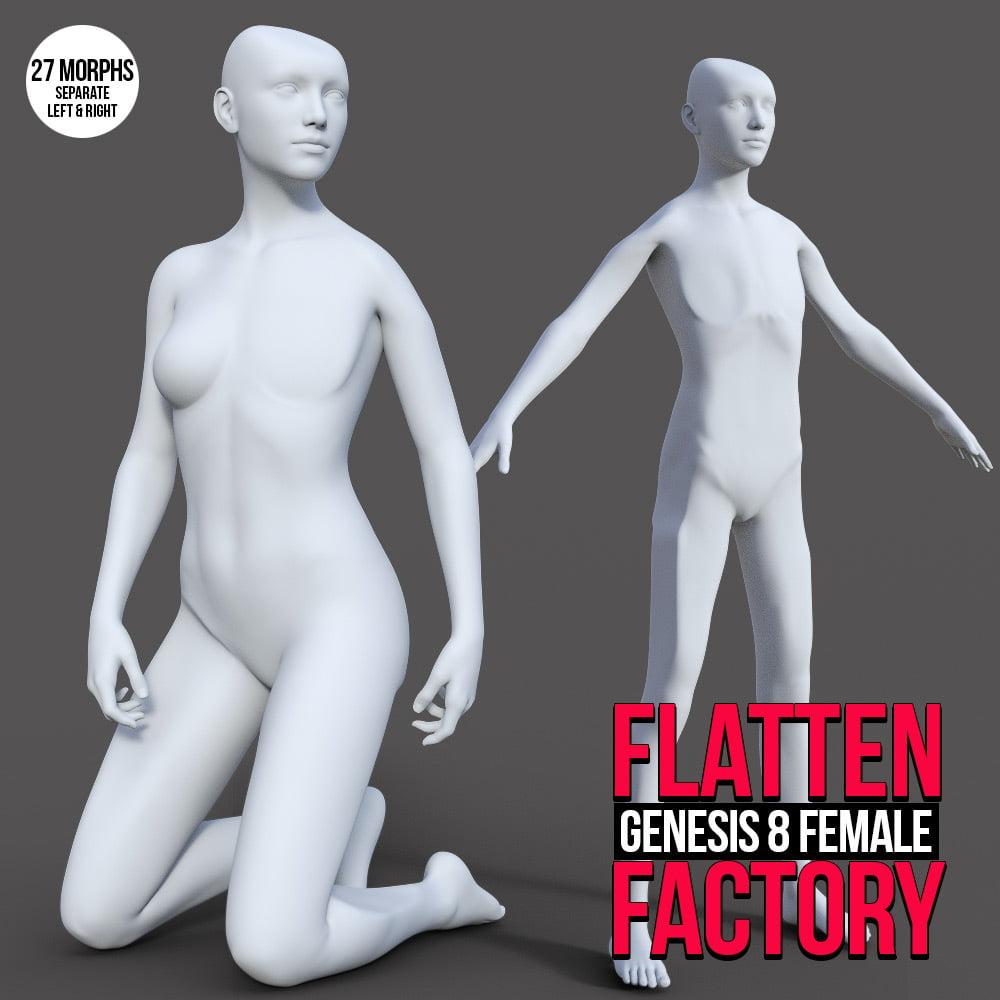 Flatten Factory for G8F