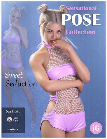 iG Sweet Seduction Poses for Genesis 8 Female(s)