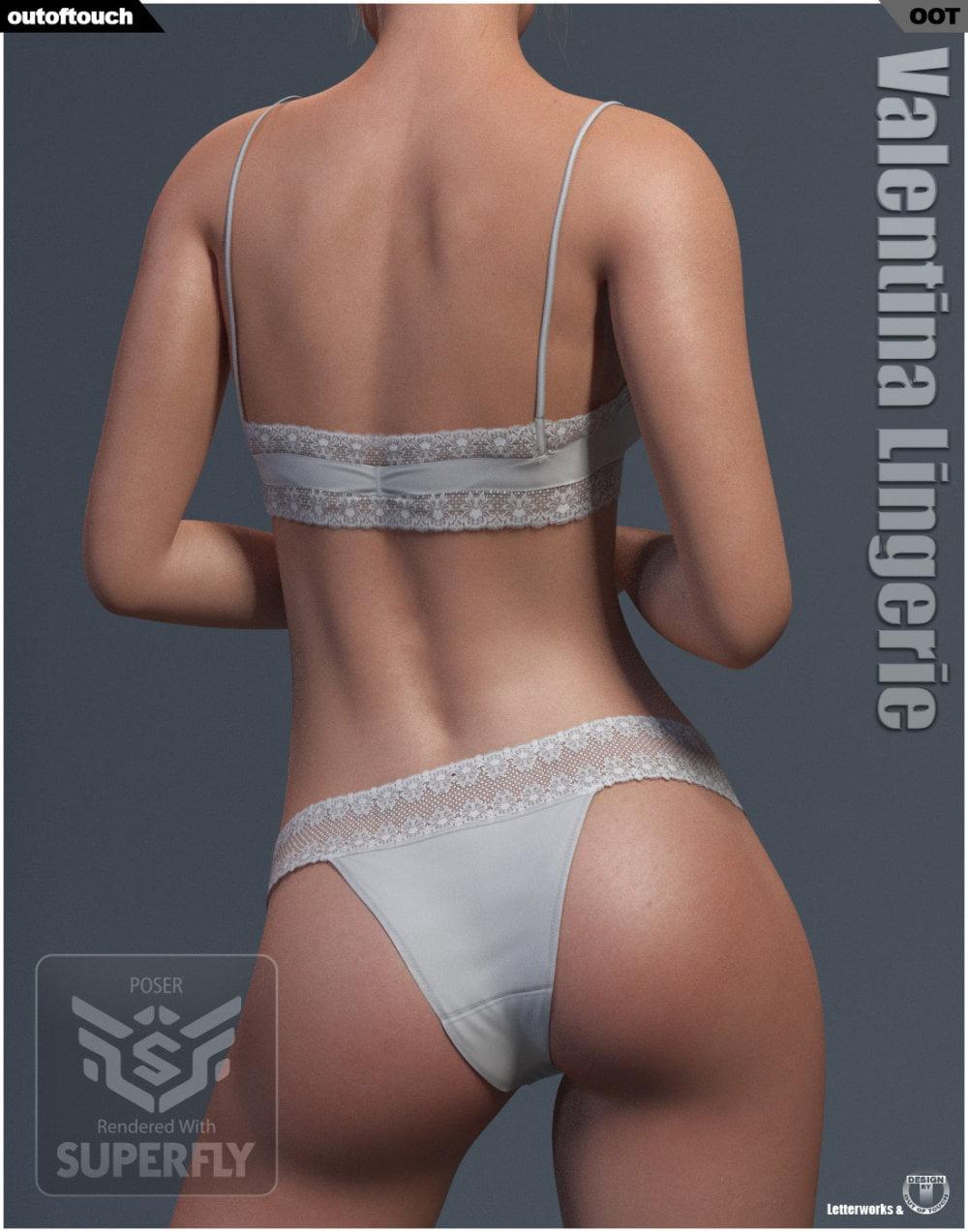 Valentina Lingerie for La Femme