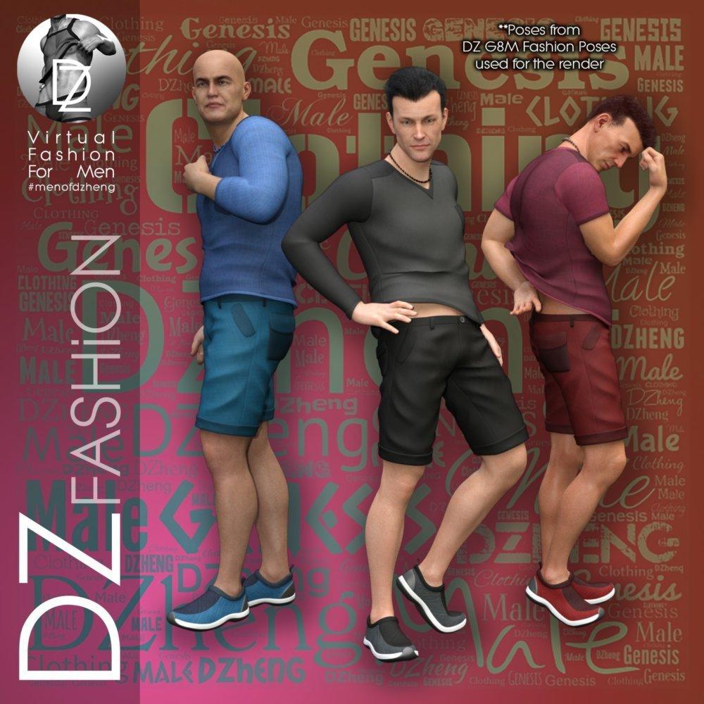 DZ G8M FaZhion Set 1
