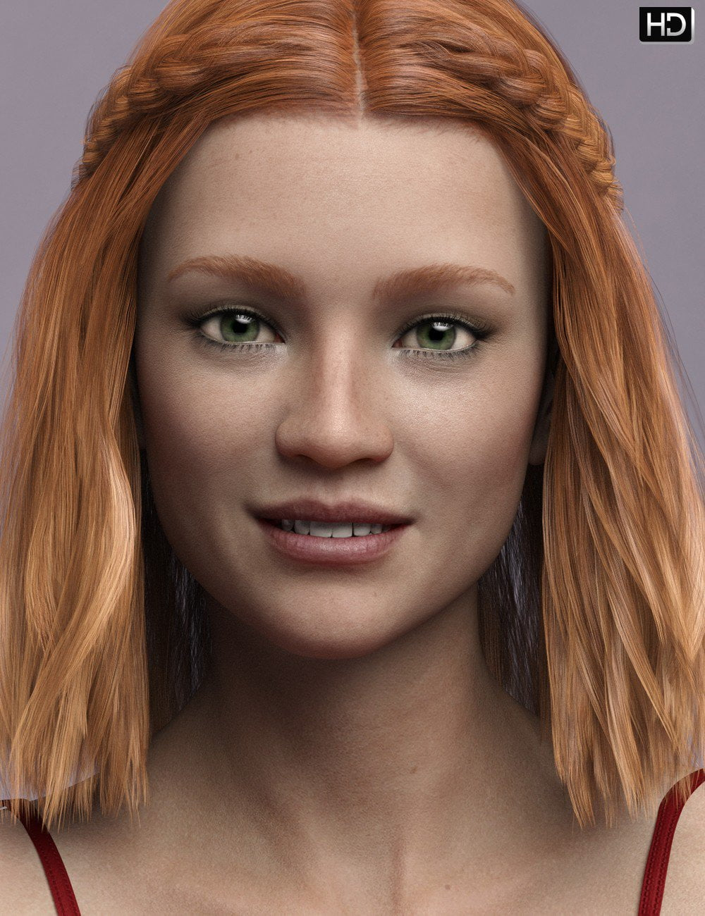 Matilda HD for Genesis 8 Female