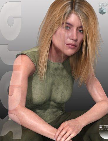 DTG Studios Sara for G8 Female