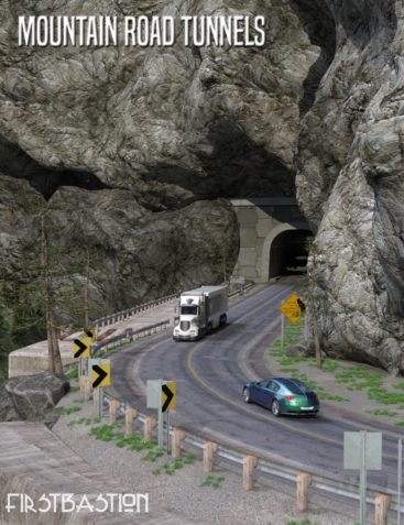 1stB Mountain Road Tunnels