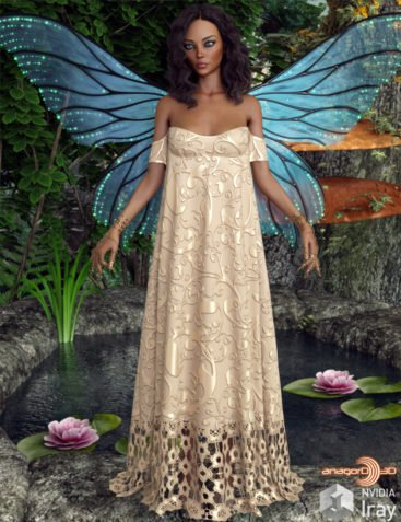 VERSUS - Sweetness dForce Gown