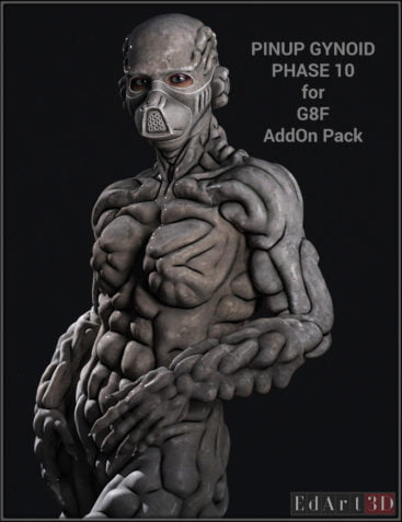 Pin-Up Gynoid Phase 10 For G8F AddOn Pack