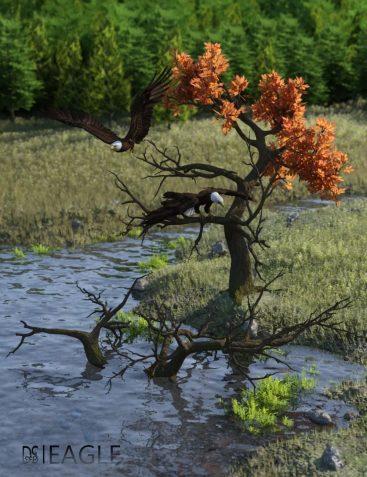 Deepsea's Eagle Tree Environment
