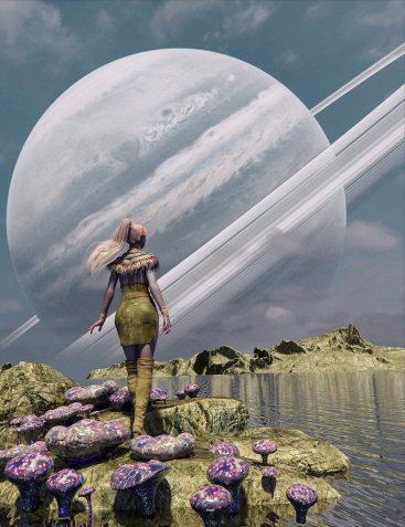 Orestes Iray HDRI Skydomes - Oblivion