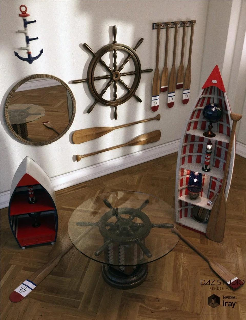 Nautical Whimsey Vol 1
