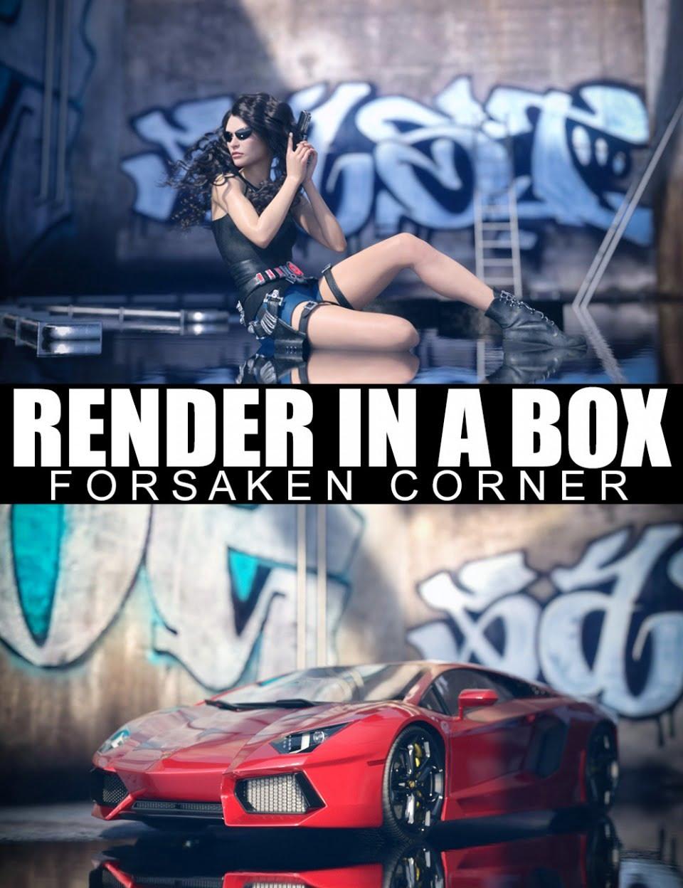 Render In A Box - Forsaken Corner